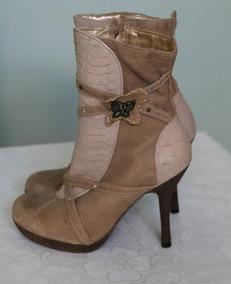 fc5ff5700198d Sapato De Salto Com Borboleta Importado - Sapatos no Mercado Livre Brasil