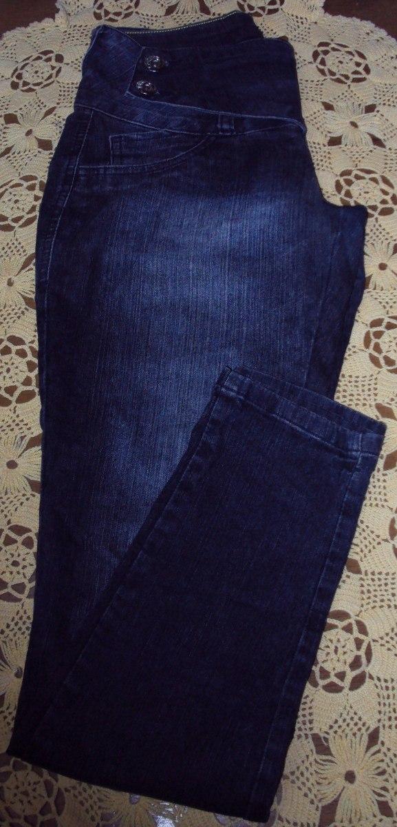 c9874204d Linda Calça Em Jeans Com Lycra Cintura Baixa Skinny Linda Z - R$ 25 ...