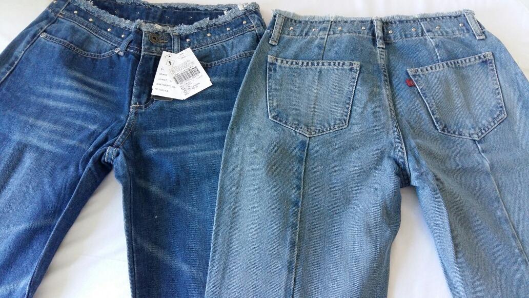 7ebe93551 Linda Calça Forum Jeans, Fem,flare,desfiada,ótimo Preço - R$ 49,90 ...