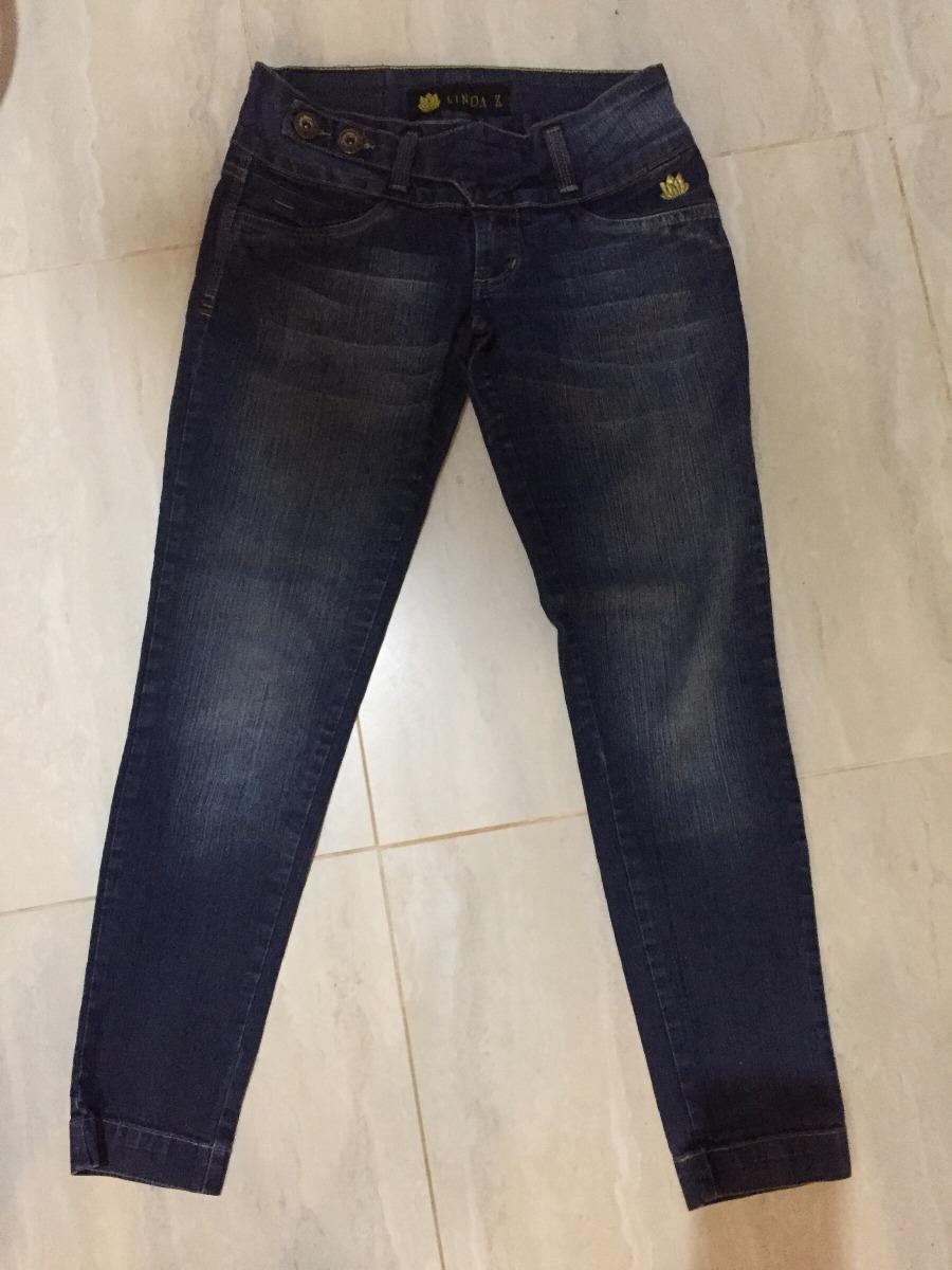 76933b09a Linda Calça Jeans Linda Z 40 - R$ 60,00 em Mercado Livre