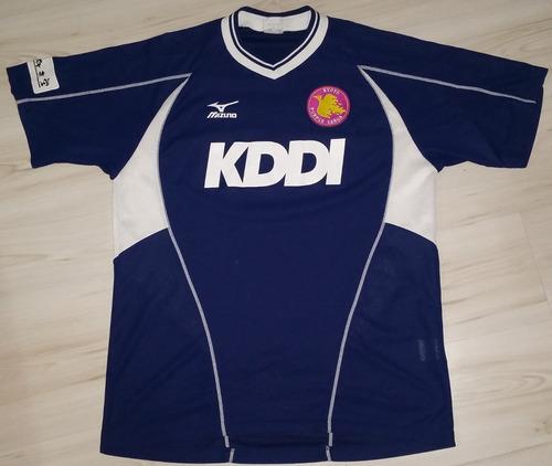 linda camisa do kyoto purple sanga do japão mizuno kddi