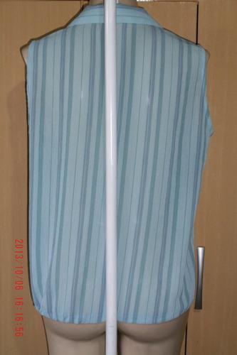 linda camisa em crepe  ( fem)  tam; m   r$ 25,00