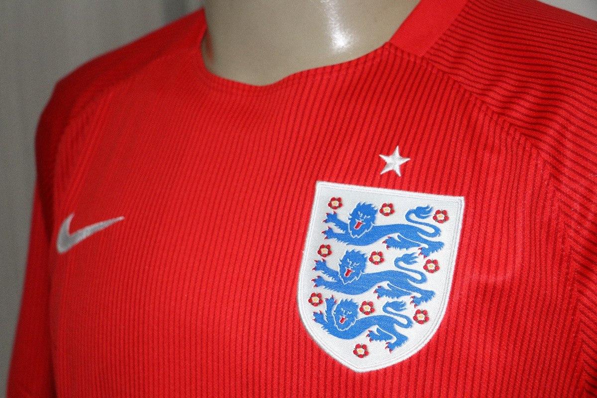 267aefde3f7b9 Linda Camisa Inglaterra G Em Estado De Nova!! - R  166