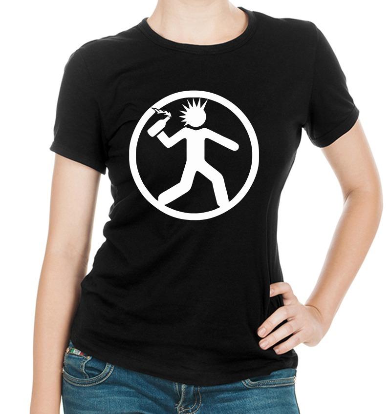 Rock Mujer Grupo Camiseta Linda Molotov vm8OyNwPn0
