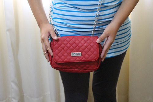 linda cartera kenneth cole, original, con etiquetas remate
