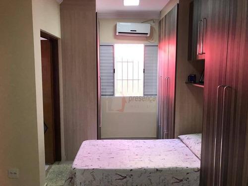 linda casa 03 dormitórios - gopoúva -  guarulhos!!!! - ca0020