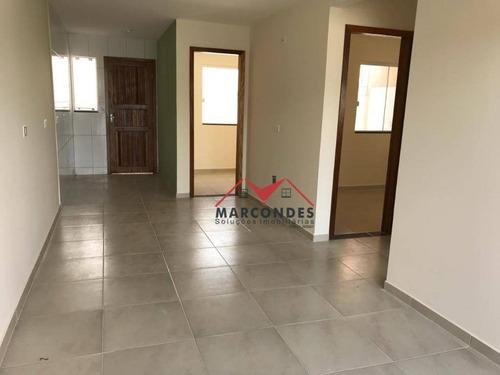 linda casa 2 quartos - ca0139