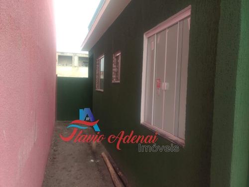 linda casa 2 quartos em condomínio fechado, unamar, cabo frio - fac 211 - 34132537