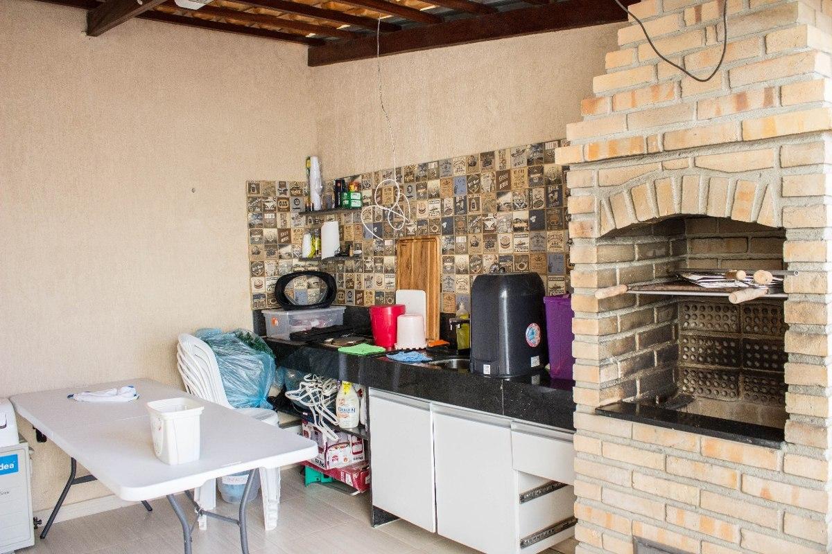 linda casa 3/4 c/suíte-sombra total-projetados-excelente