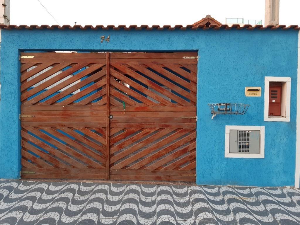 linda casa á 100 metros da praia!!!   ref ca0057
