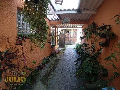 linda casa a poucos metros do praia 3 dormitórios à venda, por r$ 290.000 - suarão - itanhaém/sp. - ca3615