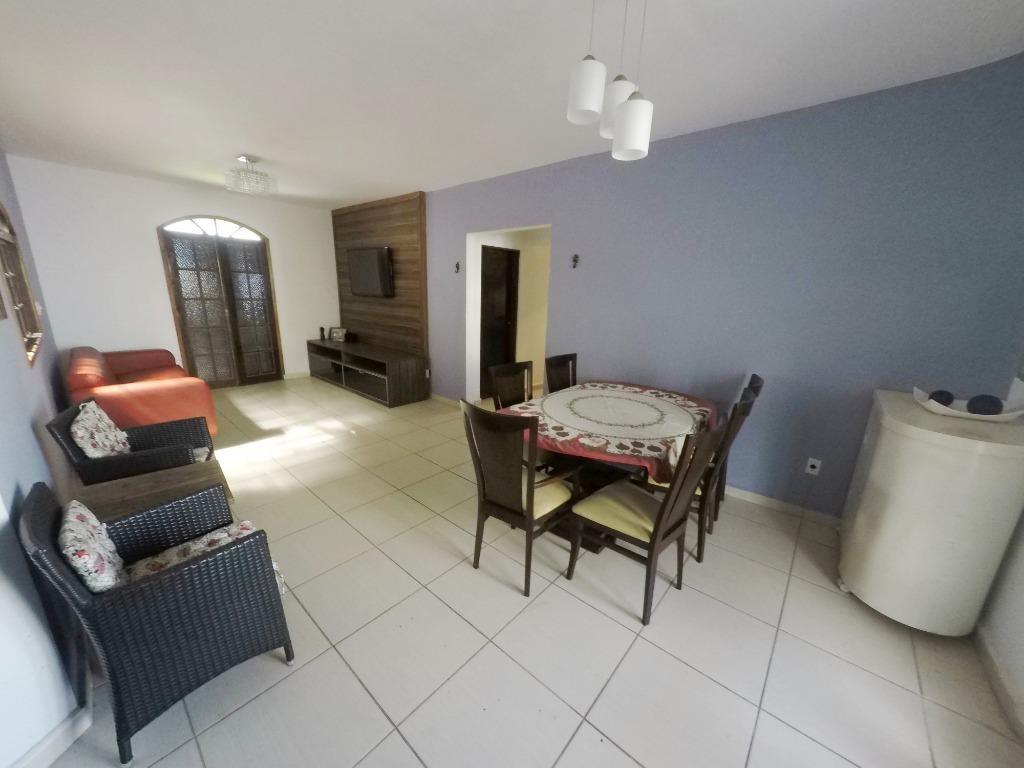 linda casa c/ 2 suites e 170m² com piscina no britânia - ca0226