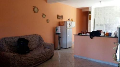 linda casa com 2 quartos no bairro cibratel, itanhaém-sp