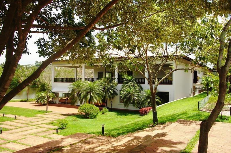 linda casa com 3 dormitórios à venda, 800 m² por r$ 3.955.000 - condomínio fazenda vila real - itu/sp - ca2616