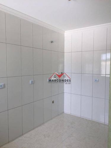 linda casa com 67 m² de área privativa! - ca0146