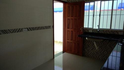 linda casa com escritura e 2 dormitórios - ref 3021-p