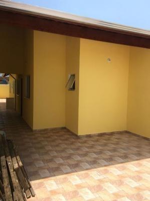 linda casa com escritura e 2 dormitórios - ref 3163-p