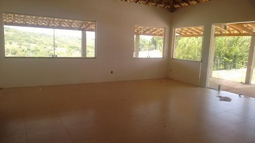 linda casa com piscina - 307