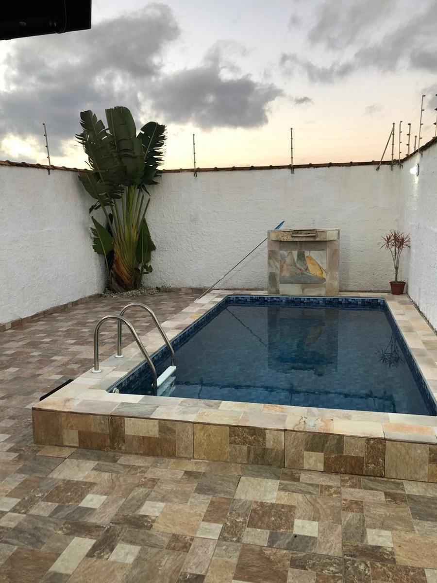 linda casa com piscina cibratel 2