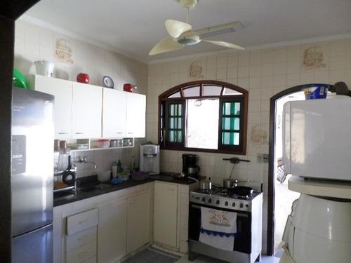 linda casa com piscina em itanhaém - ref 4081-p
