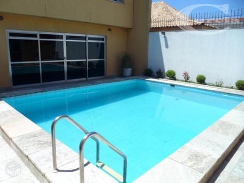 linda casa com piscina no jardim da saúde - so0116