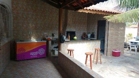 linda casa com piscina no jardim das palmeiras, em itanhaém