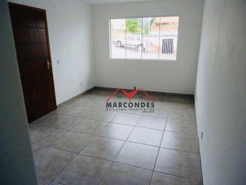 linda casa com terreno 6x30 - ca0111