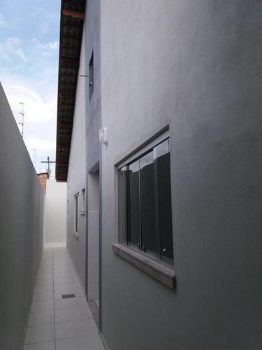 linda casa com três quartos - cs335v