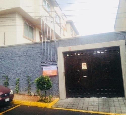 linda casa con jardin en condominio san jerónimo parte baja magdalena contreras
