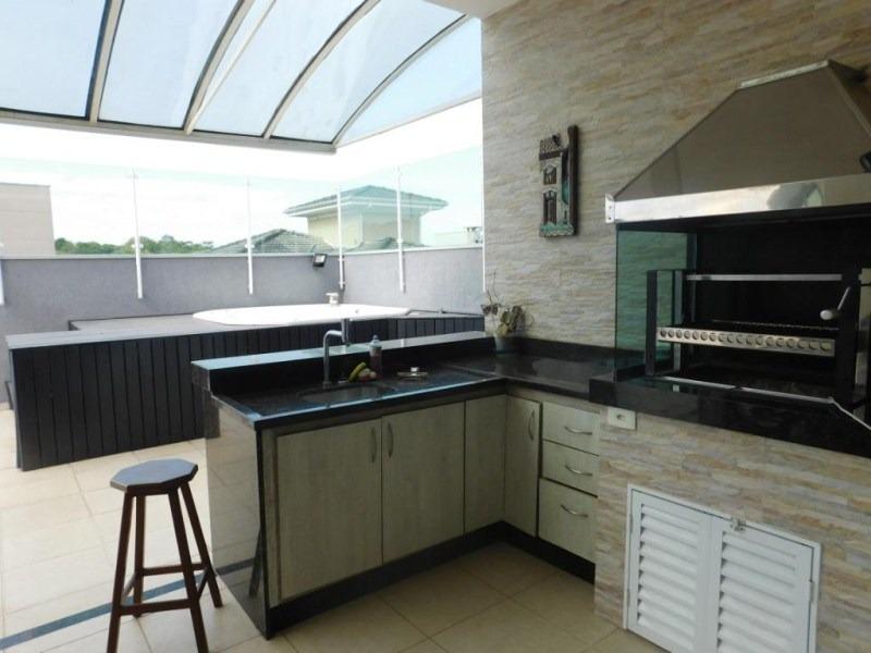 linda casa condomínio bosque dos jatobás - ca1508 - 34731226