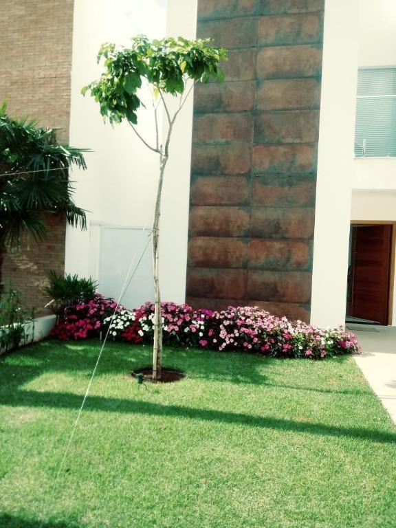 linda casa condomínio village das flores - ca1534
