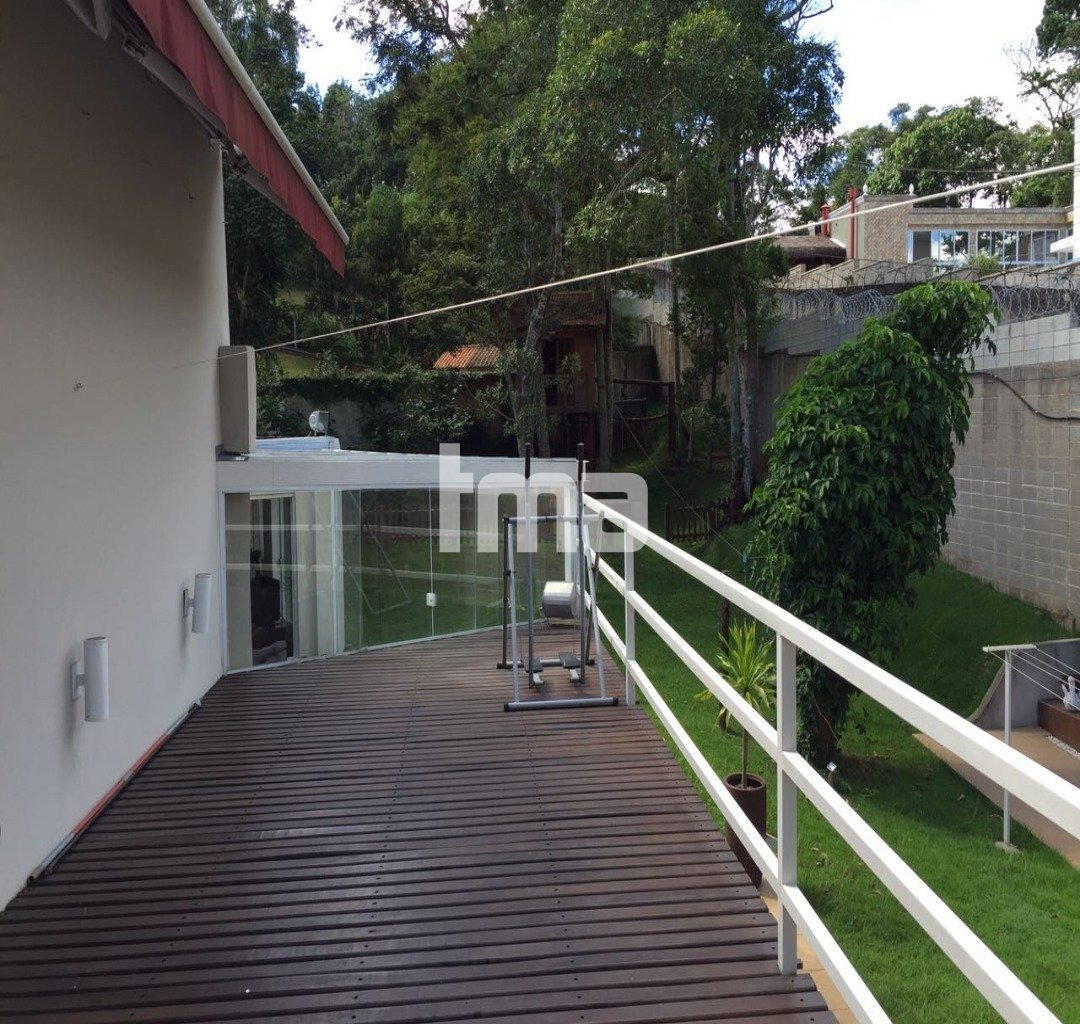 linda casa de 217 m² de area construida, 3 dormitorios no condominio chacara da lagoa - l-1641