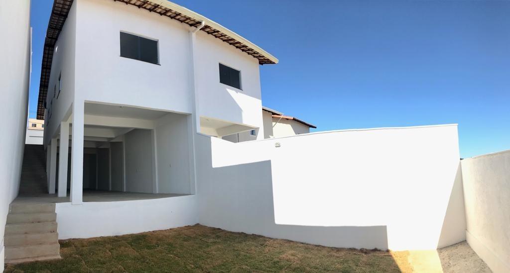 linda casa de 3 quartos - 3519
