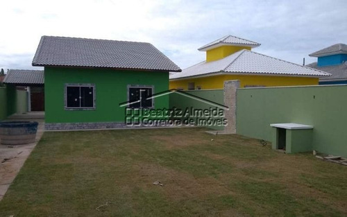 linda casa de 3 quartos, sendo 1 suíte, no jardim atlântico em itaipuaçu