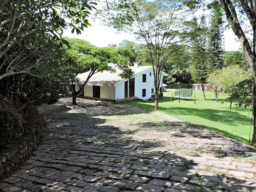 linda casa de campo, com 4 dorms - cotia - ref79151