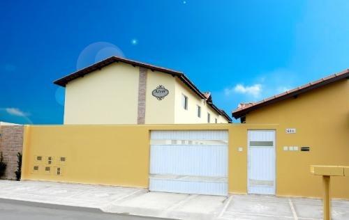 linda casa de condomínio no bairro cibratel 1