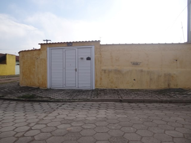 linda casa de esquina à venda em mongaguá !!! ref. 6507 l