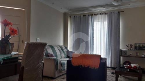 linda casa de fino acabamento em condomínio - ca1370
