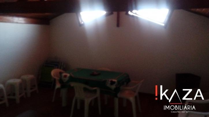 linda casa de praia em palhoça , 3 dormitórios  - 2298