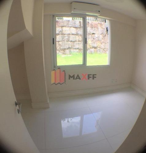 linda casa duplex 04 suítes na recreio - rj - ca0045