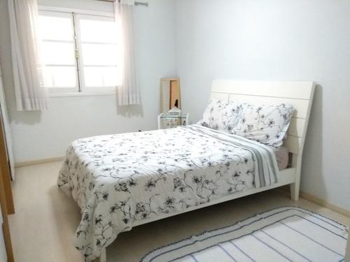 linda casa em codomínio no jd ester, com 2 dorms - bete78662