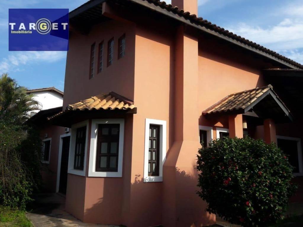 linda casa em condomínio - 3 dormitórios - ca3014