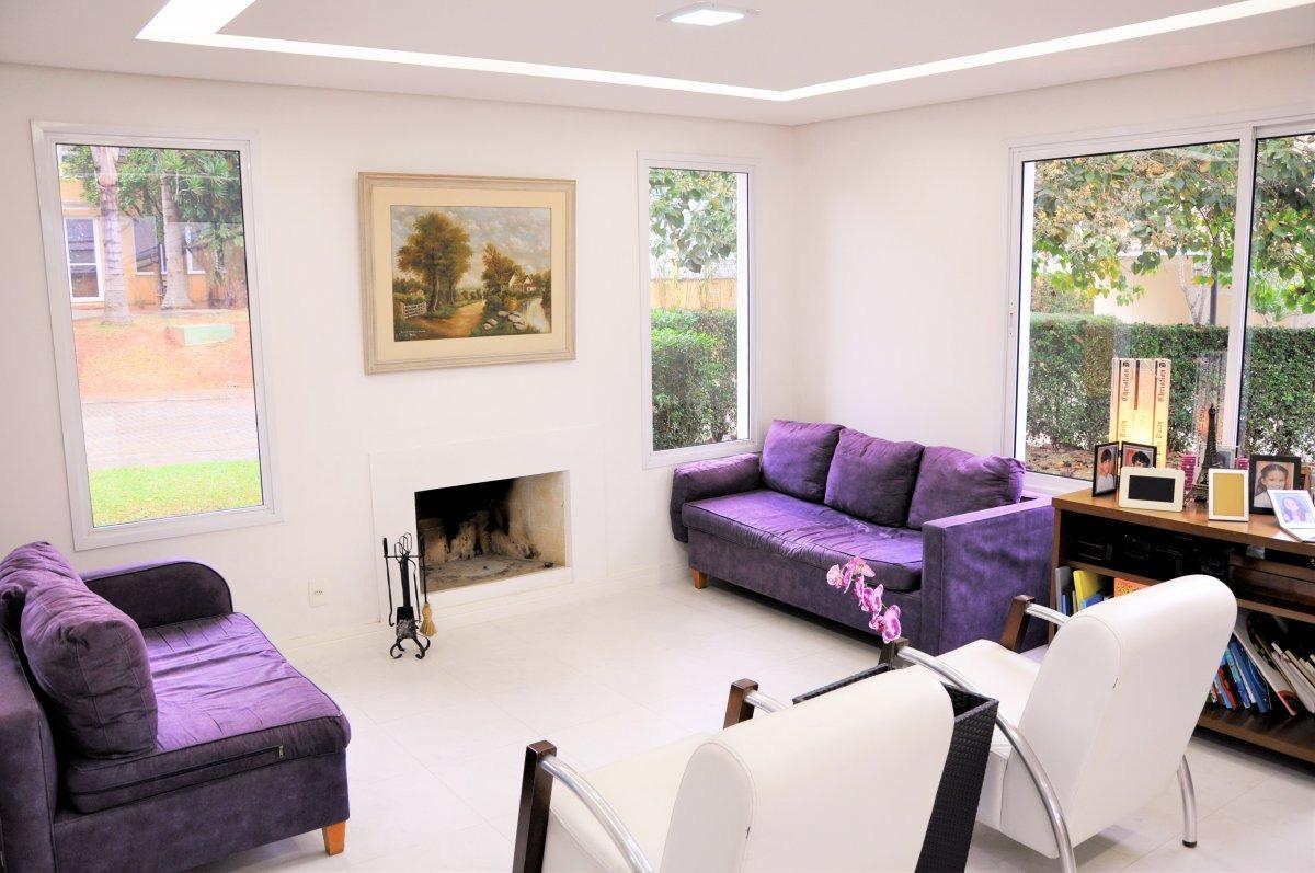 linda casa em condomínio em cotia c/ 4 dorms - cod.  77963