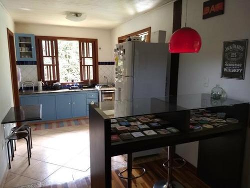 linda casa em condomínio fechado - 3568