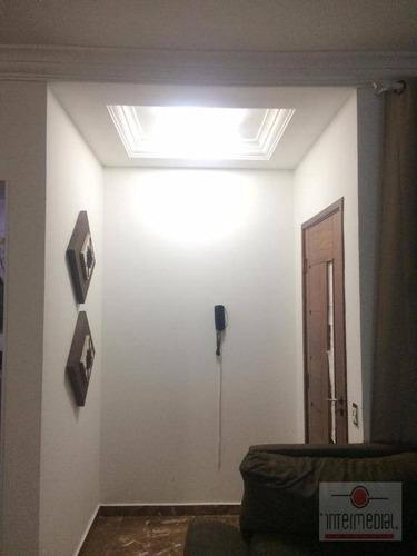 linda casa em condomínio fechado! - ca2010