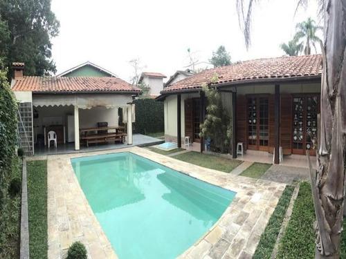 linda casa em condomínio fechado em cotia - 10808