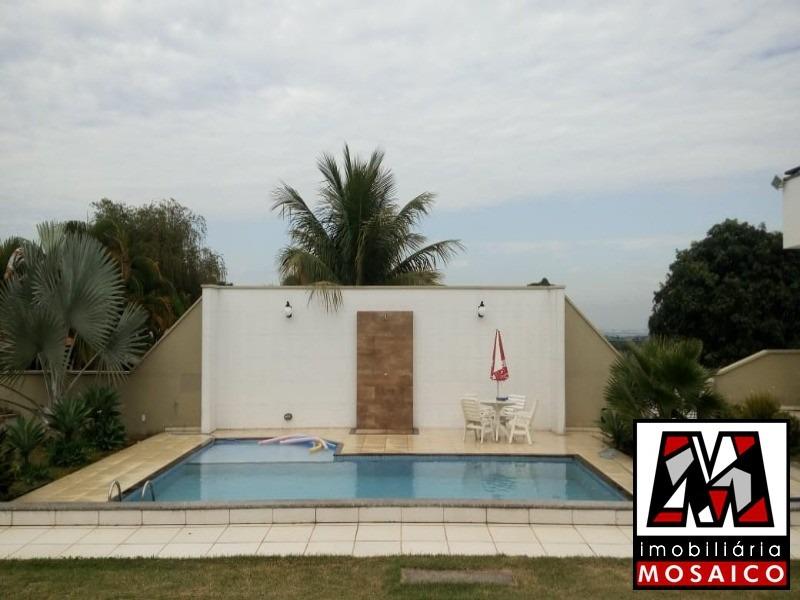 linda casa em condomínio fechado, horizonte azul em itupeva, permuta - 22863 - 33715647
