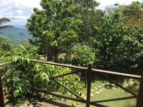 linda casa em condominio fechado na linha da serra de guaramiranga - ca0831