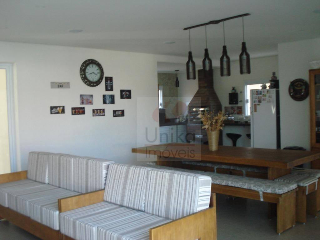 linda casa em condomínio - itatiba / sp - ca1264