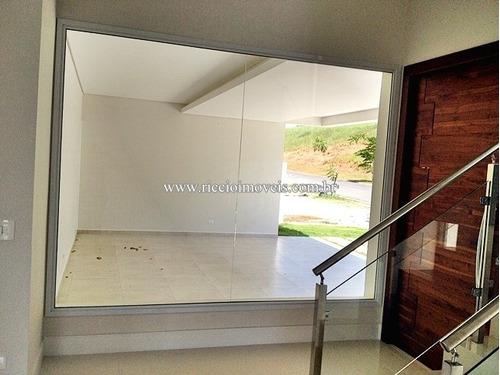 linda casa em condomínio recanto santa bárbara - jambeiro/sp - 5083